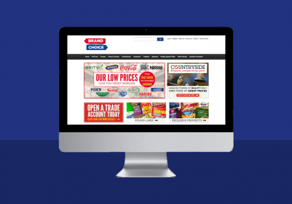 Brand Choice Unveil New Magento Ecommerce Website
