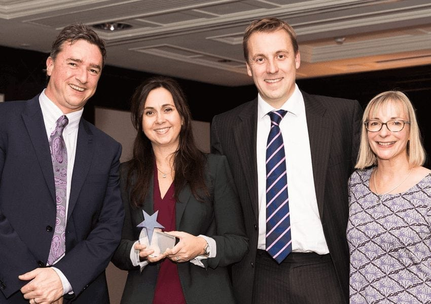 Williams Commerce Collect Award for Digital Marketing and Trading Partnership of the Year