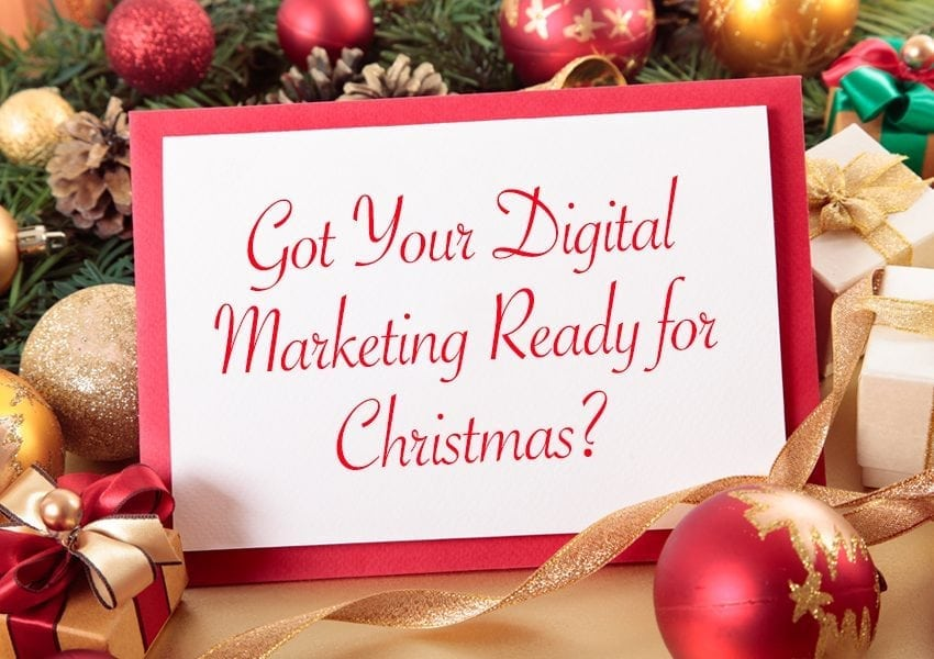 Make it Your Best Christmas Yet by Planning Your Marketing Ahead
