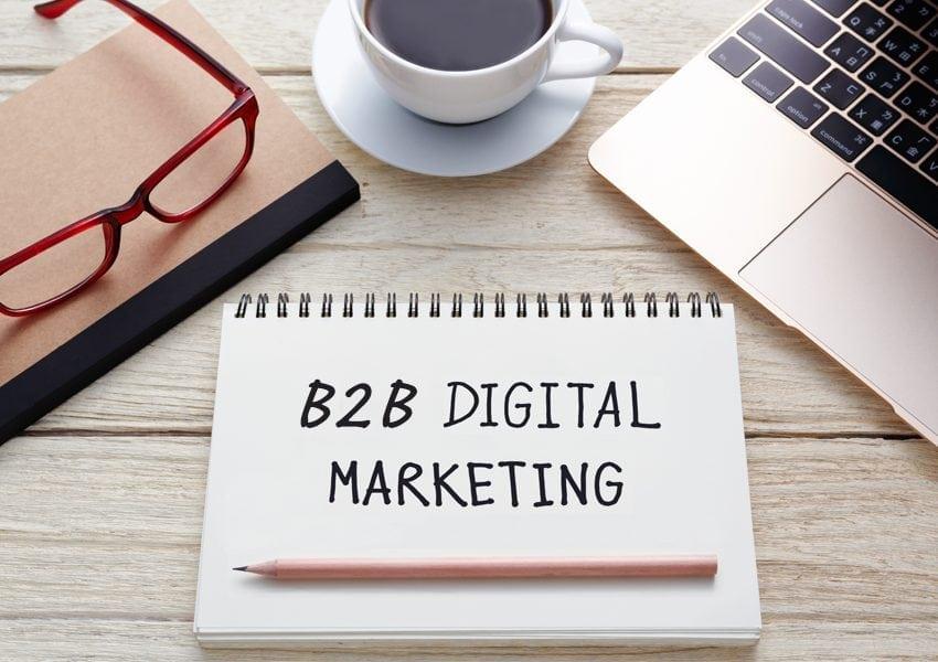 Rising Demand for Digital Marketing for B2B