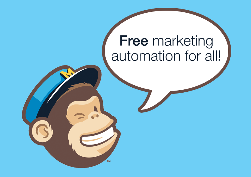 Mailchimp Now Offers Free Marketing Automation For All Users