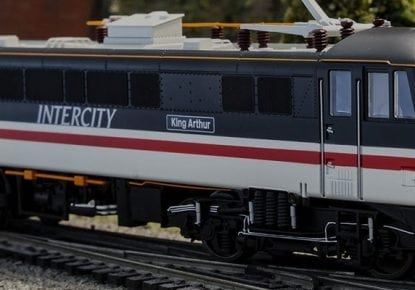 Hornby Model Intercity 'King Arthur' Train