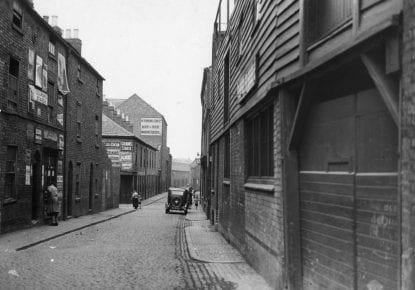 Mansfield Street Leicester