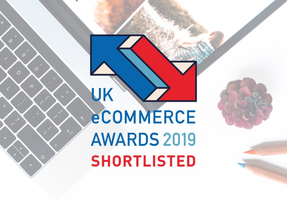 UK eCommerce Awards 2019 Shortlisted