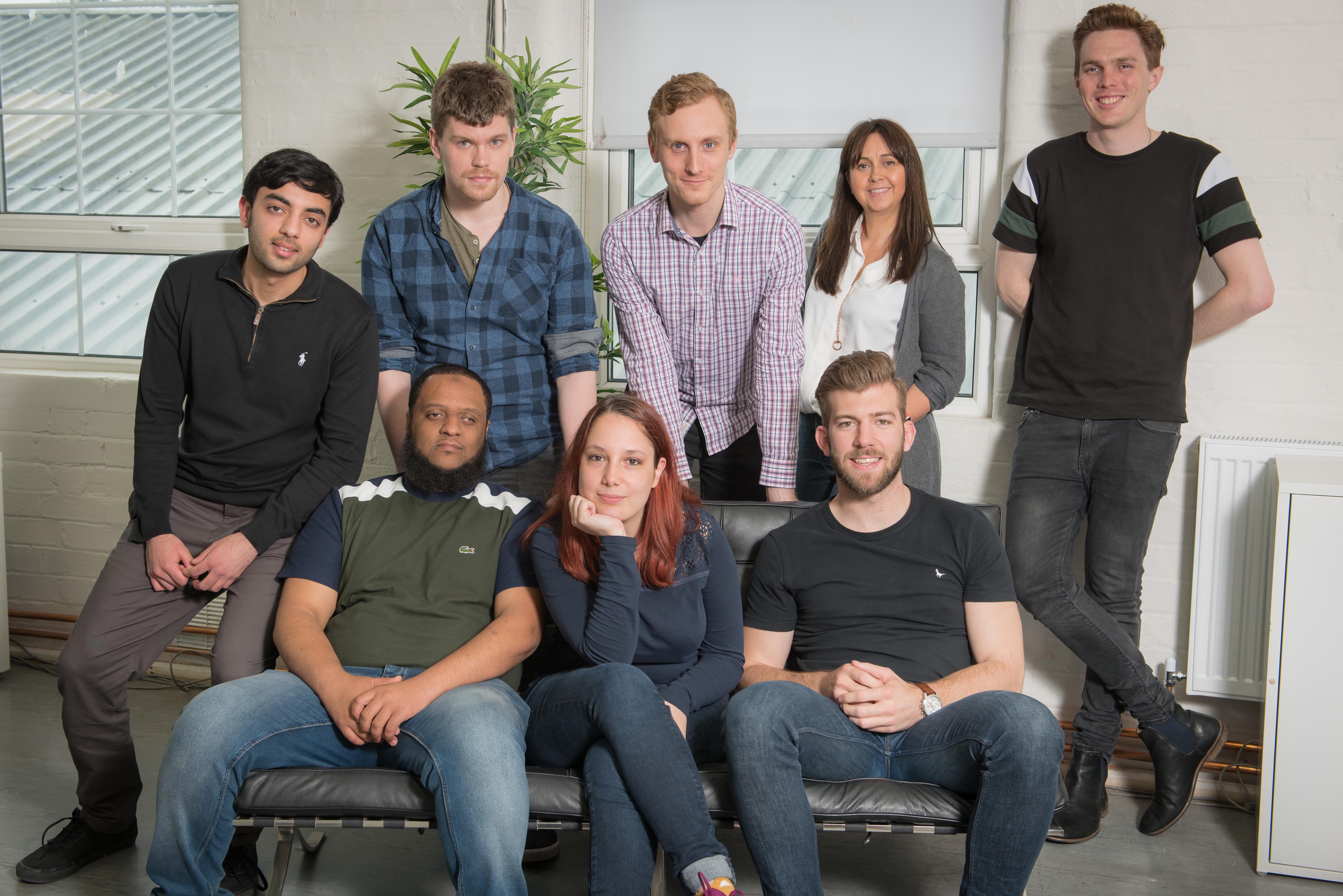 members of the Williams Commerce digital marketing agency