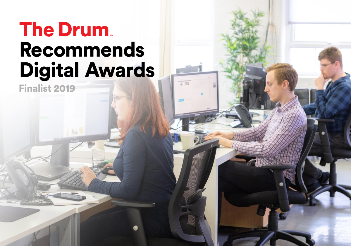 Williams Commerce Shortlisted for 2 x The Drum Recommends Digital Awards 2019